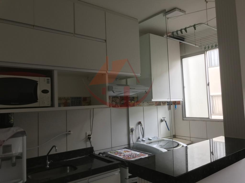 Apartamento para Venda em São José do Rio Preto, Rios di Itália, 2 dormitórios, 1 banheiro, 1 vaga
